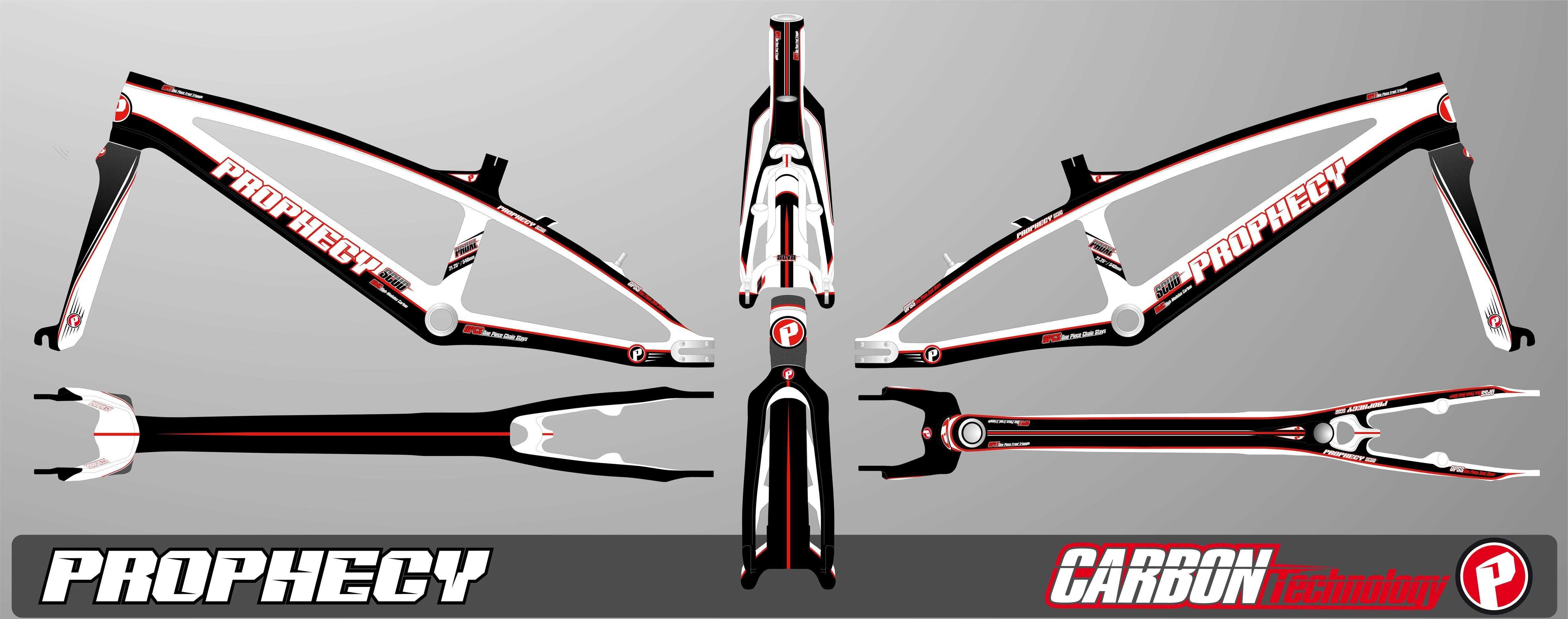 Supercross Bmx Carbon Frame - Page 3 - Frame Design & Reviews ✓