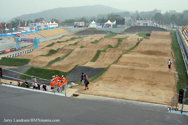how to turn a park bmx to a race bmx